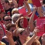26 Settembre : Manifestazione agenda Rossa