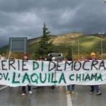 Macerie di democrazia -20 Novembre: L'Aquila chiama Italia
