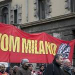 Immagini sciopero generale FIOM 5 dicembre 2012