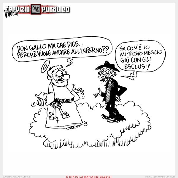 Il mio ricordo di Don Gallo