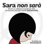#SaranonSarà